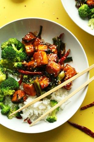 tofu - minimalist baker